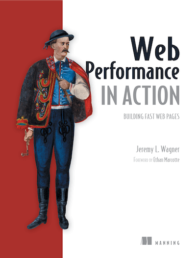web performance in action book cover