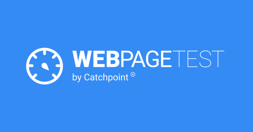 Catchpoint has acquired WebPageTest